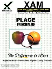 Cover of: Place  | Sharon Wynne
