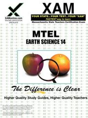 MTEL Earth Science 14