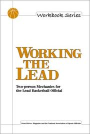 Cover of: Working The Lead | Bill Topp