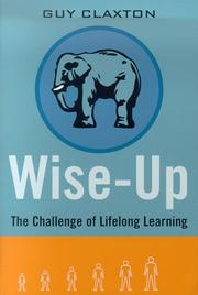 Cover of: Wise Up | Guy Claxton