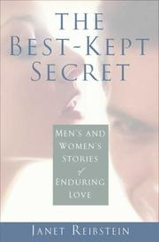 Cover of: The best kept secret | Janet Alese Reibstein
