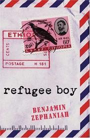 Cover of: Refugee boy