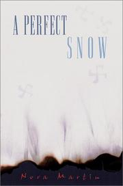 Cover of: A perfect snow