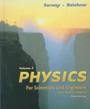 Cover of: Physics for Scientists and Engineers, Volume II