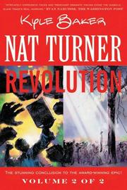 Cover of: Nat Turner Book 2: Revolution (Nat Turner)
