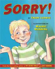 Cover of: Sorry!