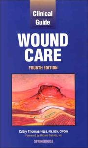Cover of: Clinical Guide to Wound Care