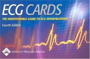 Cover of: ECG CARDS