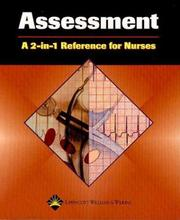 Cover of: Assessment
