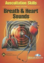 Cover of: Auscultation Skills