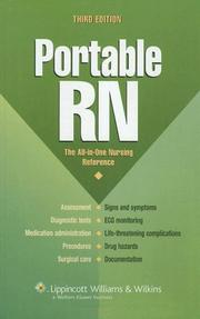 Cover of: Portable RN