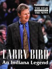 Cover of: Larry Bird | Indianapolis Star News