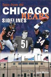 Cover of: Tales from the Chicago Bears Sidelines