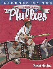 Cover of: Legends of the Philadelphia Phillies