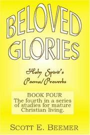 Cover of: Beloved Glories | Scott E. Beemer