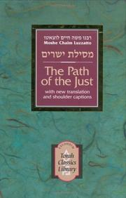 Cover of: Path of the Just