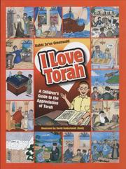 Cover of: I Love Torah