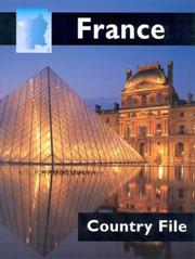 Cover of: France | Celia Tidmarsh