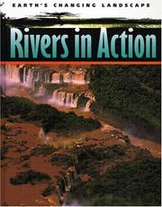 Cover of: Rivers in Action (Earth