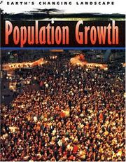 Cover of: Population growth