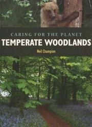 Cover of: Temperate woodlands
