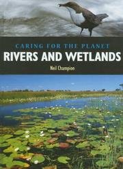 Cover of: Rivers and wetlands