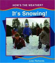 Cover of: It's snowing!