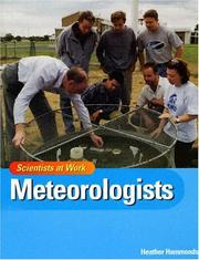Cover of: Meteorologists