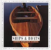 Cover of: Ships & boats