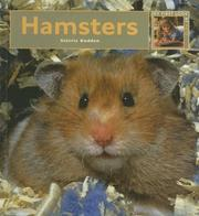 Cover of: Hamsters (My First Look at: Pets) (My First Look at: Pets)