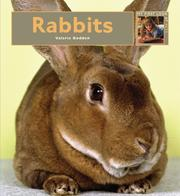 Cover of: Rabbits (My First Look at: Pets) (My First Look at: Pets)