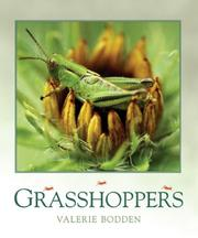 Cover of: Grasshoppers (Bugbooks)
