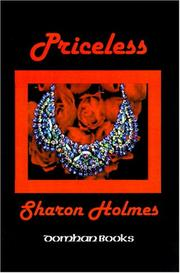 Cover of: Priceless | Sharon Holmes