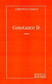 Cover of: Constance D