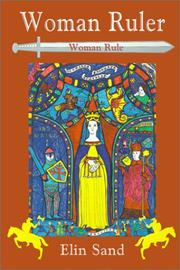 Cover of: Woman Ruler | Elin Sand
