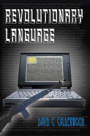 Cover of: Revolutionary Language | David Calderwood