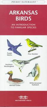 Cover of: Arkansas Birds | Waterford Press