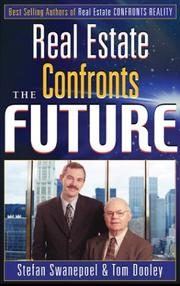 Cover of: Real Estate Confronts the Future | Stefan Swanepoel