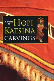 Cover of: A Guide to Hopi Katsina Carvings