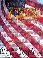 Cover of: On common ground |