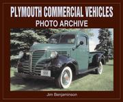 Cover of: Plymouth Commercial Vehicles