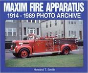 Cover of: Maxim Fire Apparatus