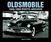 Cover of: Oldsmobile 1946-1960 (Photo Archive)
