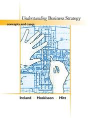 Cover of: Understanding business strategy