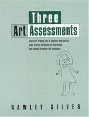 Cover of: Three Art Assessments