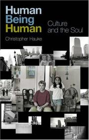 Cover of: Human being human