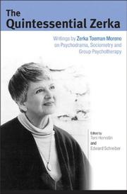 Cover of: The Quintessential Zerka |