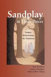 Cover of: Sandplay in three voices