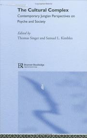 Cover of: The Cultural Complex | Thomas Singer