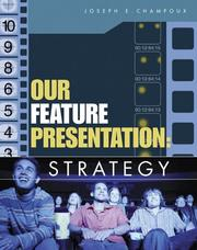Cover of: Our Feature Presentation